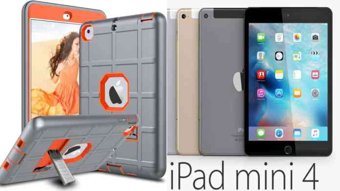 iPad Mini 4 Defender Case