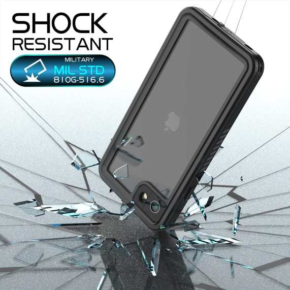 Temdan iPhone 7 waterproof case