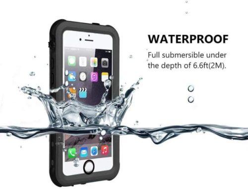 X-CASE iPhone se waterproof case