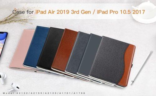 iPad Pro 10.5 Wallet Case/Cover
