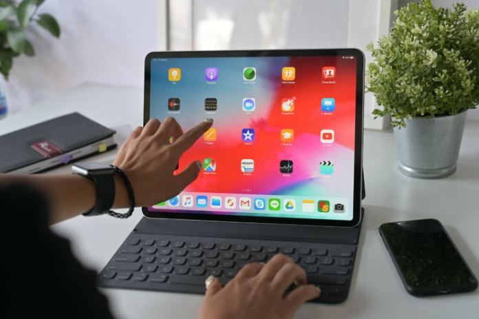 iPad Pro 12.9 keyboard case