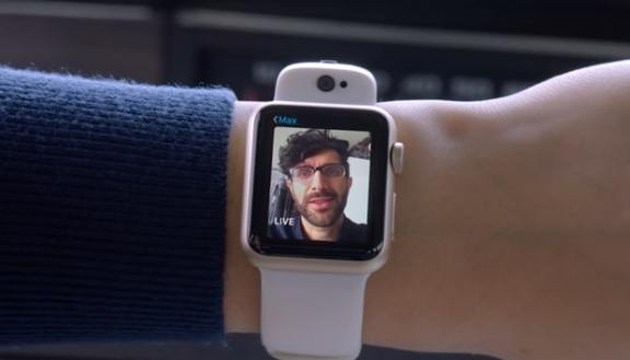FaceTime with Apple Watch