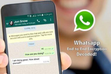 End-to-end Encryption