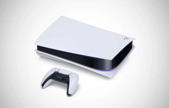 Sony PlayStation 5- The latest gaming console