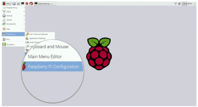 Configure your Raspberry Pi