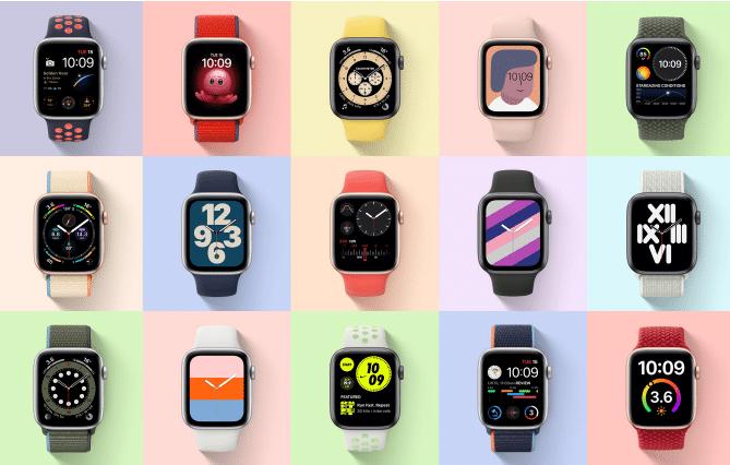 Apple Watch SE Faces