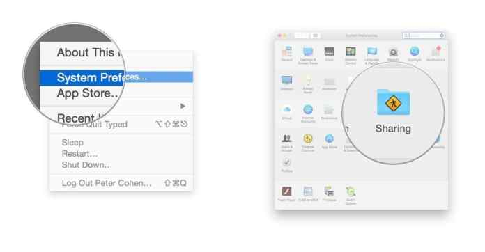 use Time Machine with multiple Macs