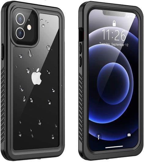 Vapesoon iPhone 12 Mini Waterproof Case