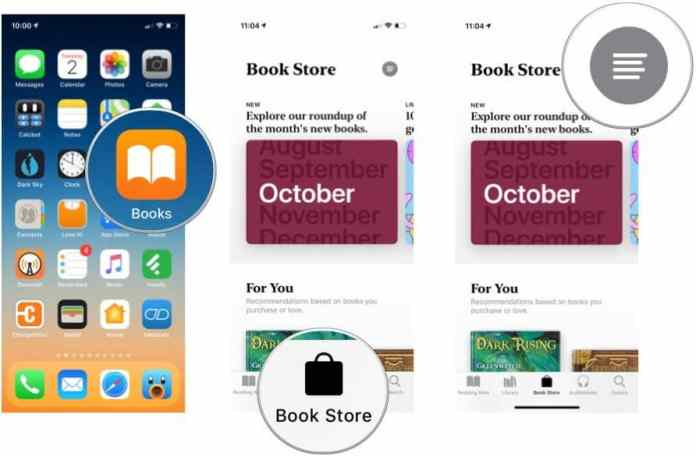 download and read books with Apple Books on iPhone and iPad