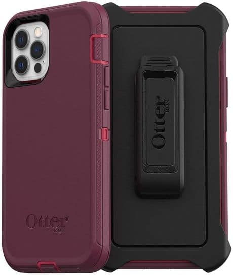 OtterBox Defender Series iPhone 12 Pro Defender cover