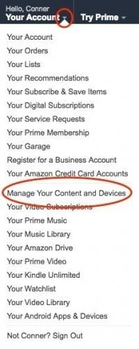 Share a Kindle Book Regardless of Your Kindle Device