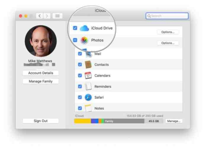 Enable Books on your Mac to use iCloud and iCloud Drive