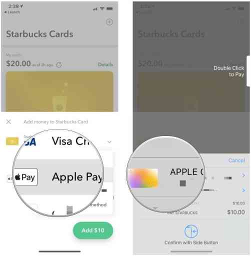 Purchase with Apple Card online