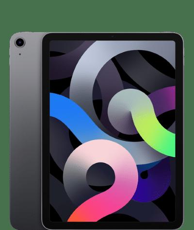 iPad Air 4- iPad storage size