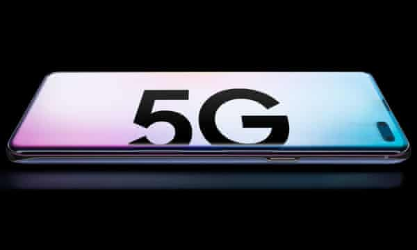 what is 5G phones