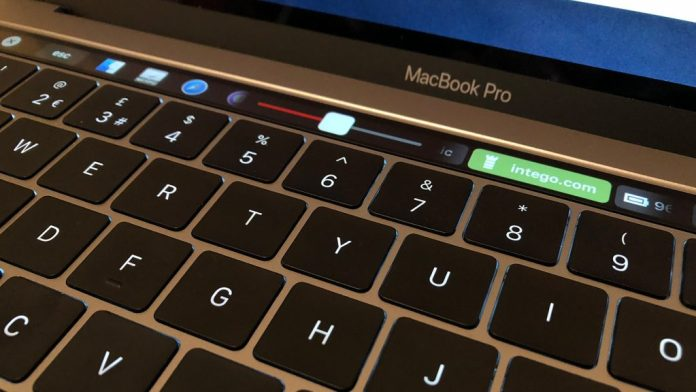 Customize the Touch Bar on the MacBook