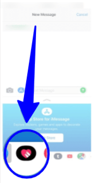How to use Digital Touch and handwriting in Message?