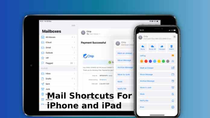 Email Shortcuts