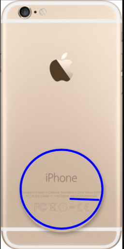 How to find your iPhone's serial number, UDID, or other information?
