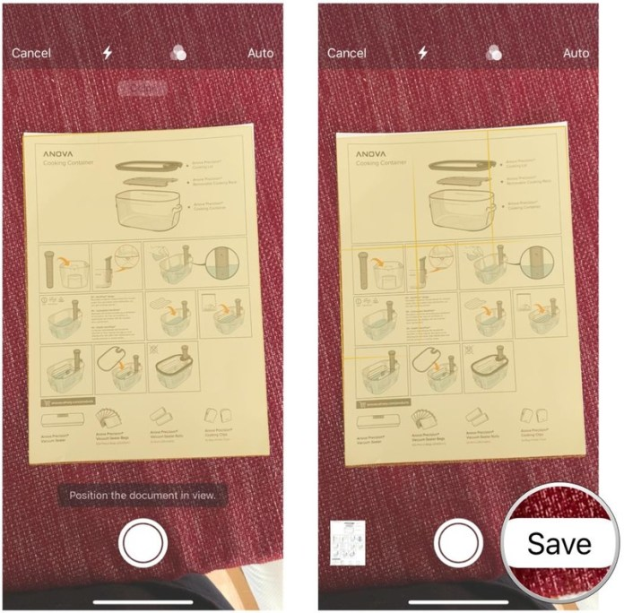 Add photos and videos to Notes on iPhone/add scans to notes iPad