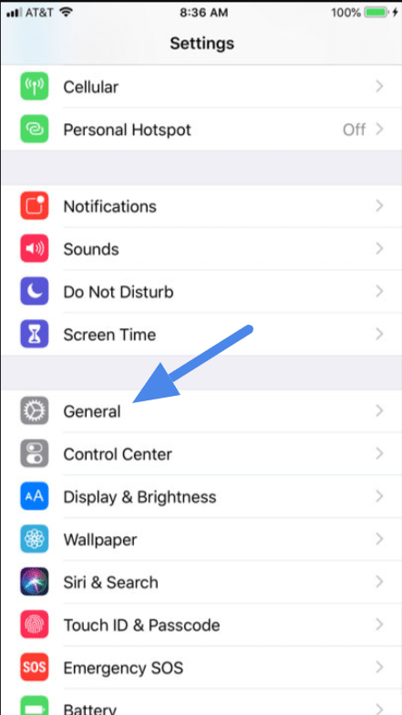 Reboot your iPhone and iPad, Reset your iPhone and iPad