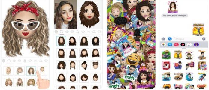 Moji Edit Emoji App for iPhone/iPad