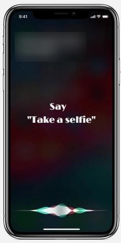 Take Selfie