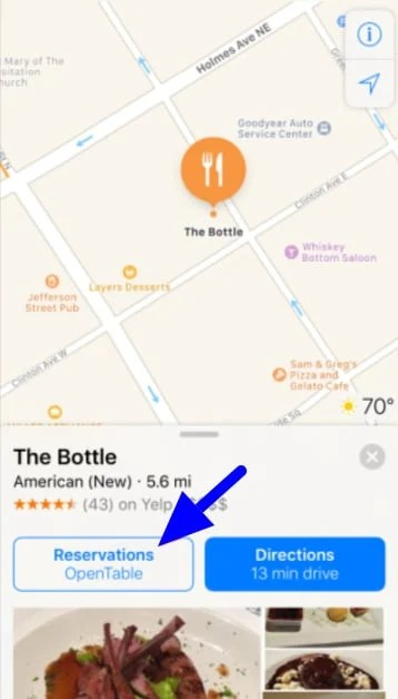 Enable Maps extensions