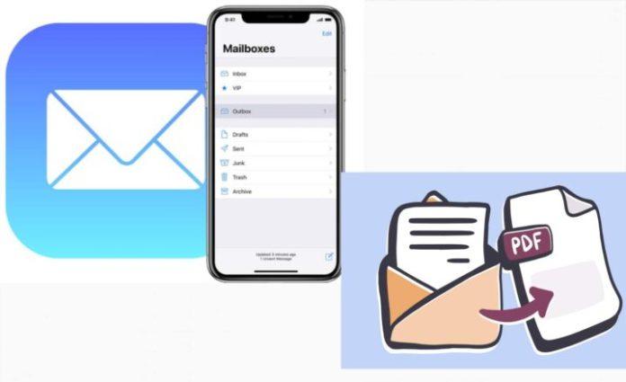 mail to pdf