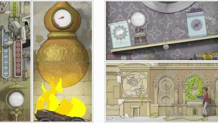 Gorogoa- Best Puzzle Games for iPhone and iPad