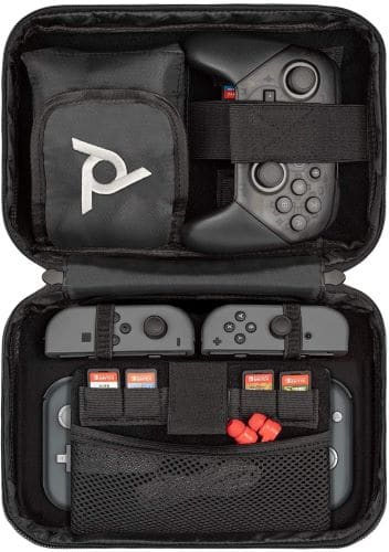 Best Carry-All Case: PDP Gaming Commuter Case for Nintendo Switch Lite