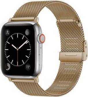 Apple Watch Milanese loop