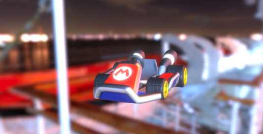 Mario Kart 7 Nintendo 3D
