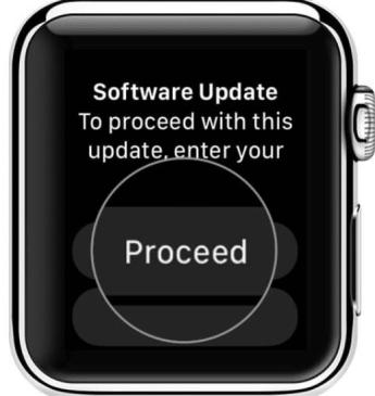install watchOS 7.6.1