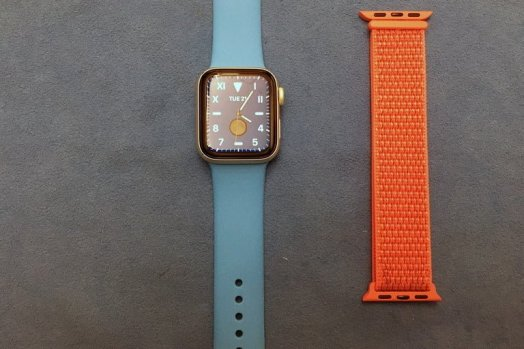 Change Your Apple Watch Band