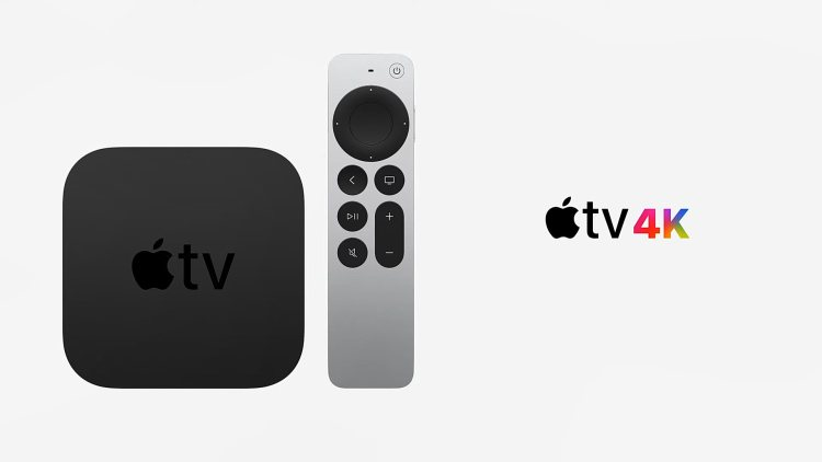Apple Announced New Apple TV 4K With All-New Siri Remote