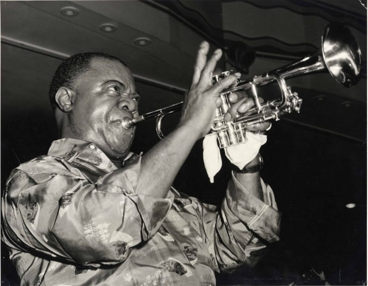 """Apple Original Films Announced Louis Armstrong Documentary """"Black & Blues: The Colorful Ballad of Louis Armstrong"""""""