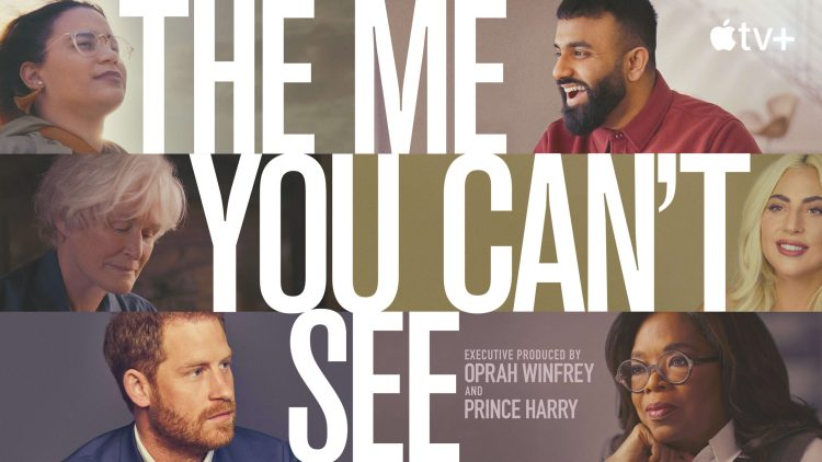 """Apple TV+ will premiere """"The Me You Can't See,"""" a documentary series from Oprah Winfrey and Prince Harry on May 21"""