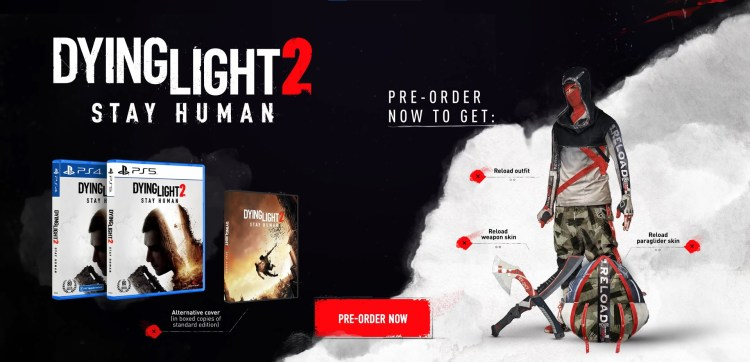 Dying Light 2 Stay Human set to launch on PS5 and PS4 on December 7