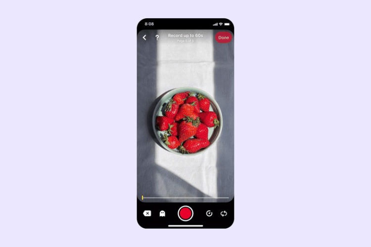 Pinterest introduces Ideas Pins to all creators in the US, and 7 different countries