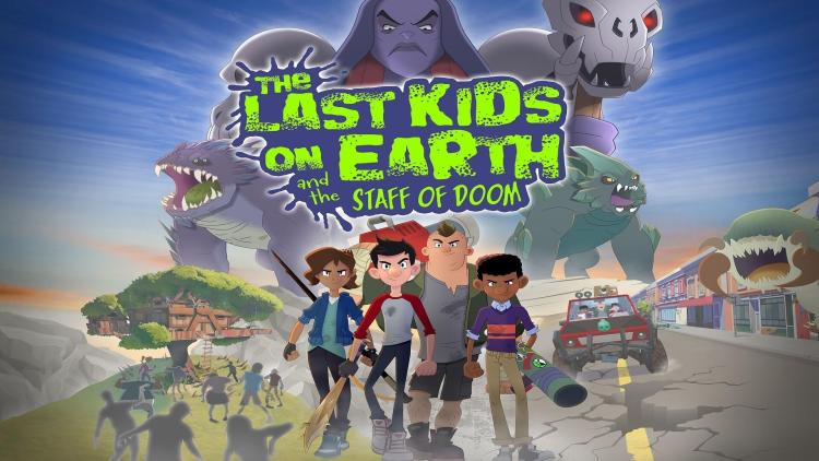 The Last Kids On Earth And The Staff Of Doom Available for Pre-order On Xbox One And Xbox Series X S