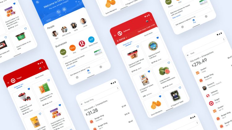 Three-Way to Save Money with Google Pay