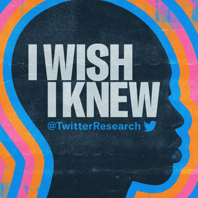 Twitter Launches I Wish I Knew Podcast