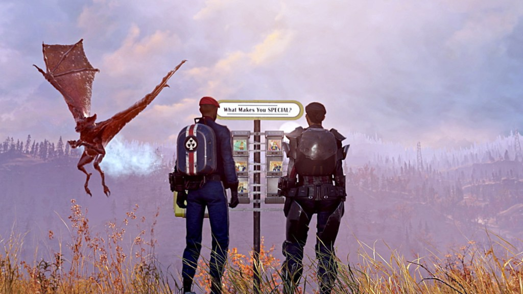 Fallout 76: Locked and Loaded Update Features C.A.M.P. Slots, S.P.E.C.I.A.L. Loadouts, and More
