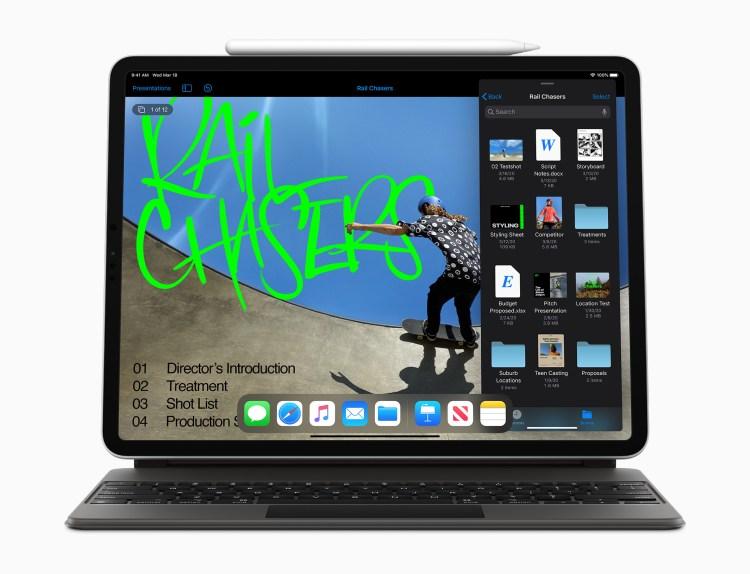 Deal - Save $300 on 12.9-inch iPad Pro (4th generation), 512GB, Wi-Fi