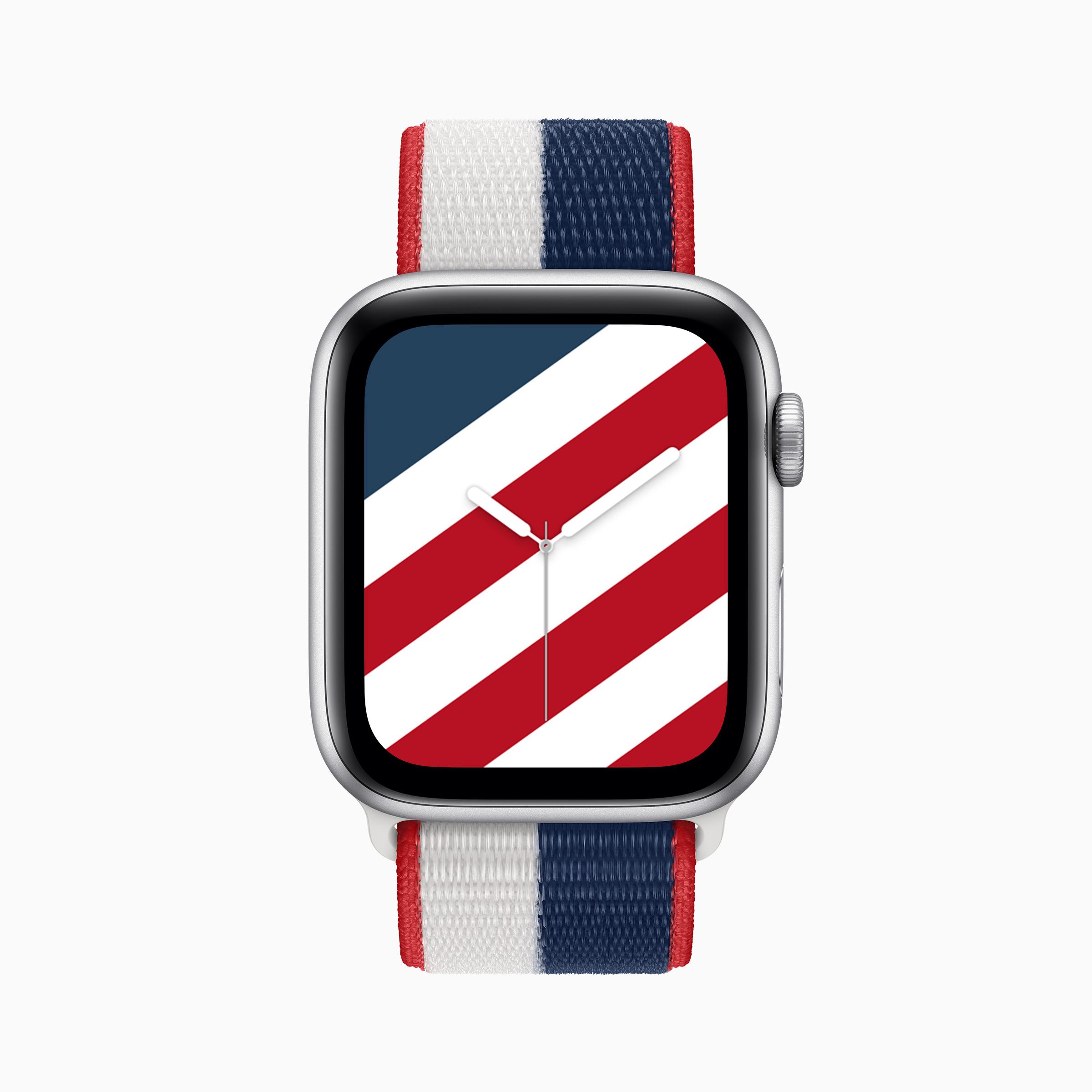 Apple watchOS8 international USA PF 062921