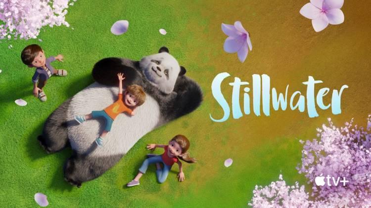 """Stillwater"" a kids series from Apple Original received Peabody Award"
