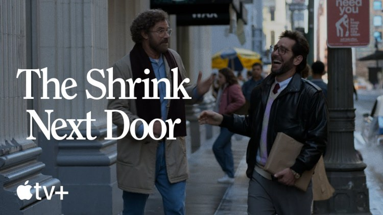 """Apple TV+ Will Premiering Its Upcoming Series """"The Shrink Next Door"""" on November 12"""