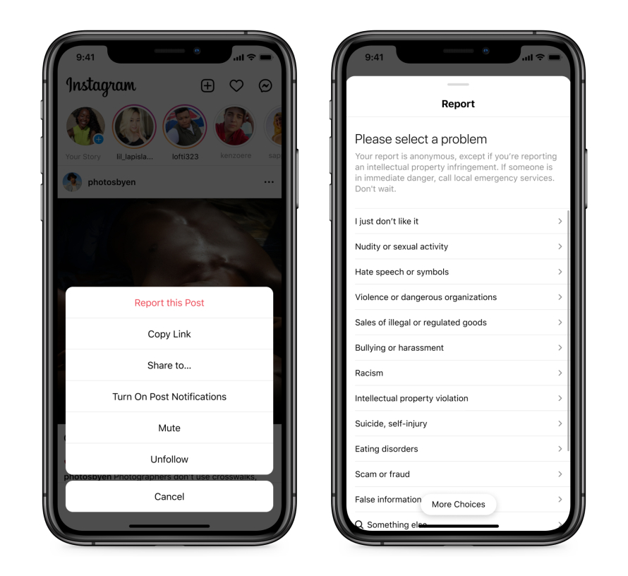 Instagram launches Security Checkup feature