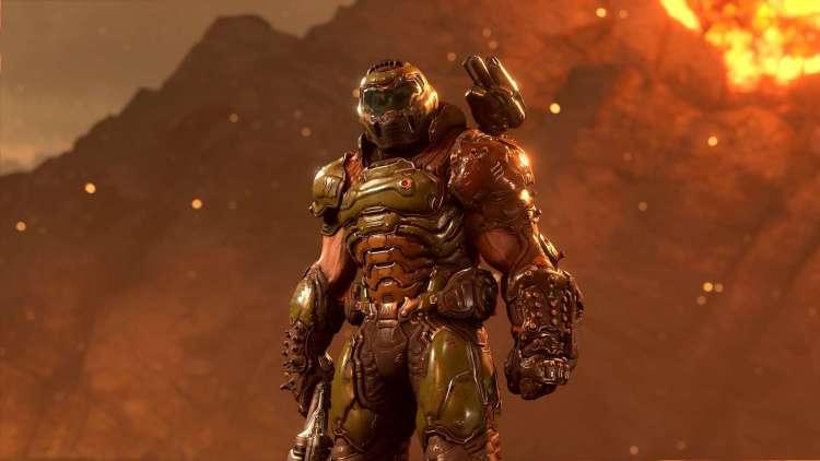 Doom Eternal Update 6 Available Now